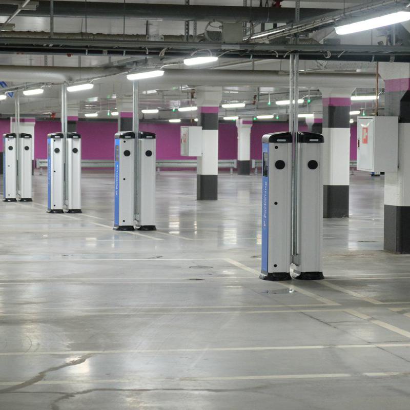 Borne de recharge pour véhicules électriques Circontrol eVolve