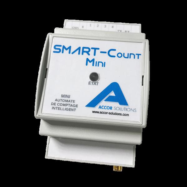 smartcount comptage sans fil