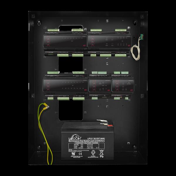 coffret ICT EN-DIN-23