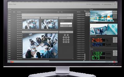 Intégration vidéosurveillance avec ICT