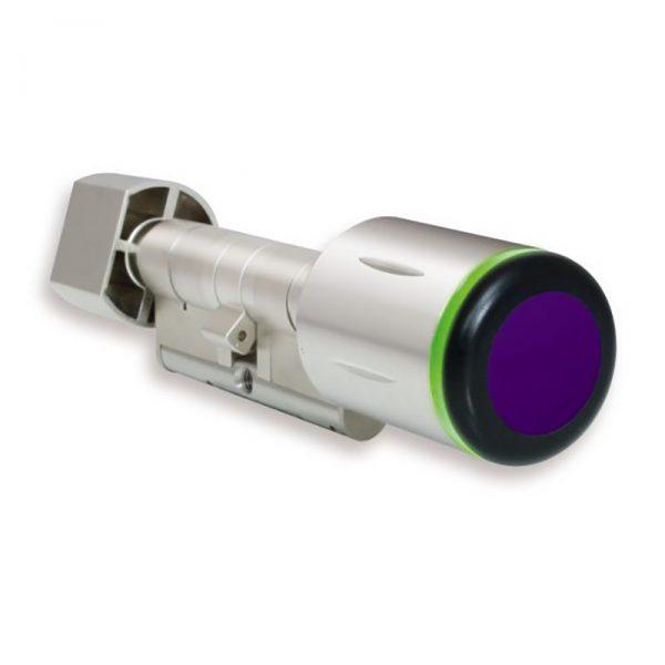 Serrure à cylindre électronique étanche pour tags Mifare