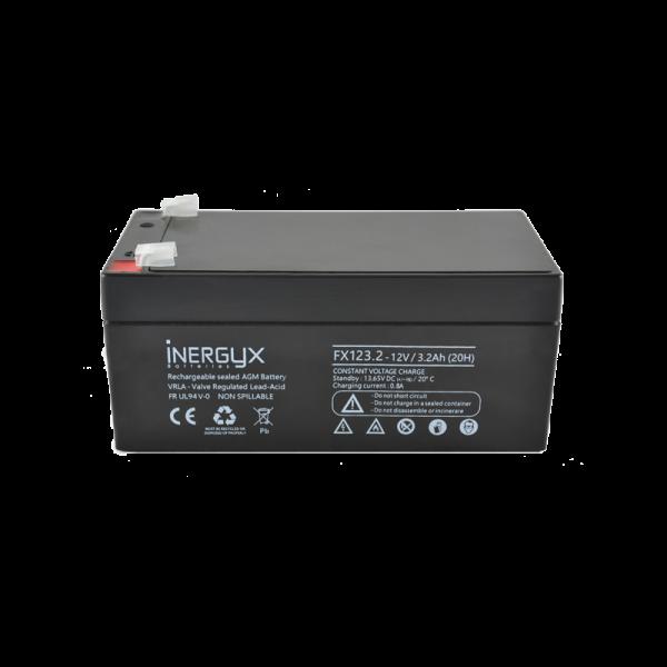 batterie rechargeable 12v gel vlra