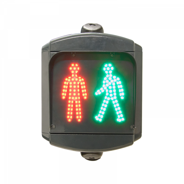 Feux signalisation passage piéton La Semaforica