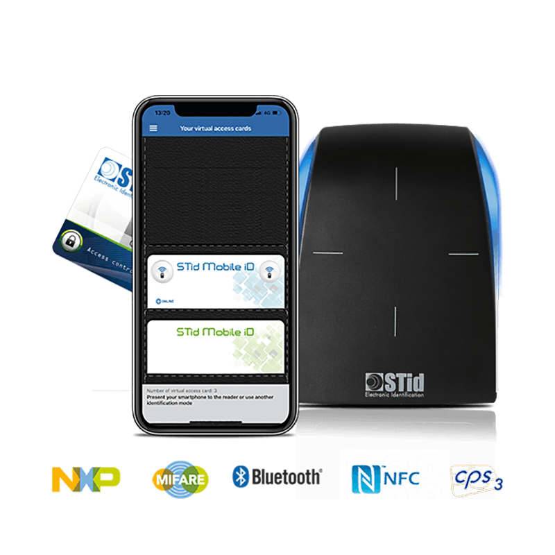 Stid Mobile ID Architect Blue Bluetooth