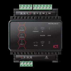 contrôle d'accès et alarme intrusion ICT Protege