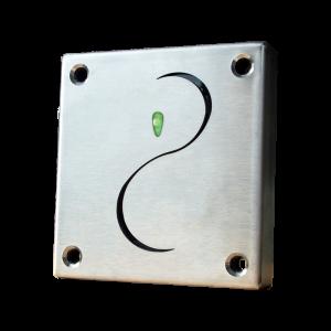 lecteur badge 125 khz anti vandale stid avx
