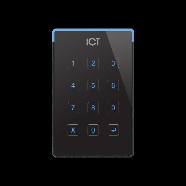 lecteur clavier pin de badge tag rfid mifare desfire hid